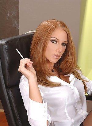Smoking Porn Pics