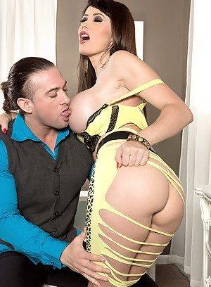 Sucking Tits Porn Pics